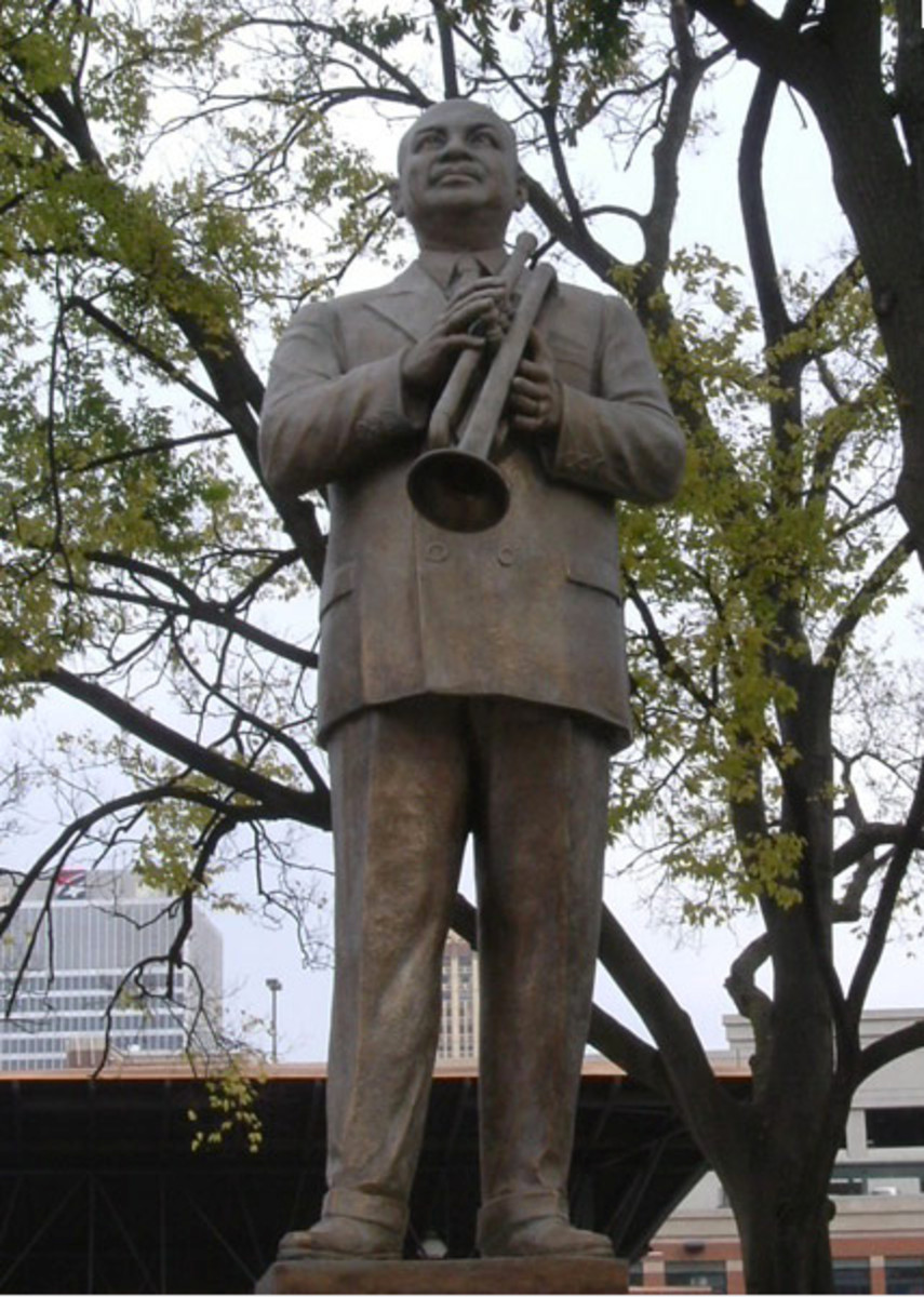 "William Christopher Handy, known as W. C. Handy, is commonly referred to as the ""Father of the Blues.""  He was the first to write down the blues.  W.C. Handy brought the blues to the masses.  In so doing; Handy changed Modern Music forever."