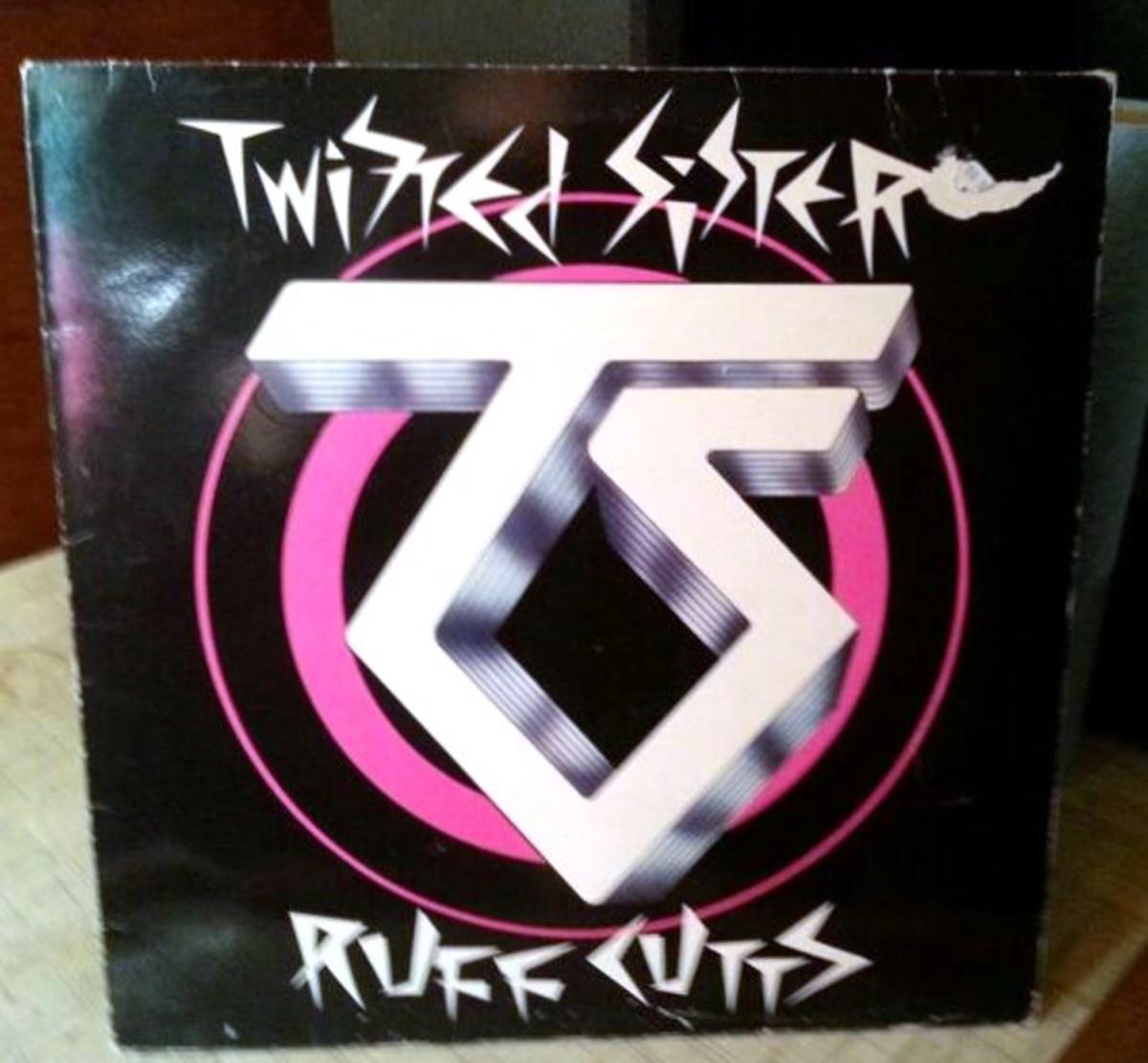 RUFF CUTTS EP (1982)