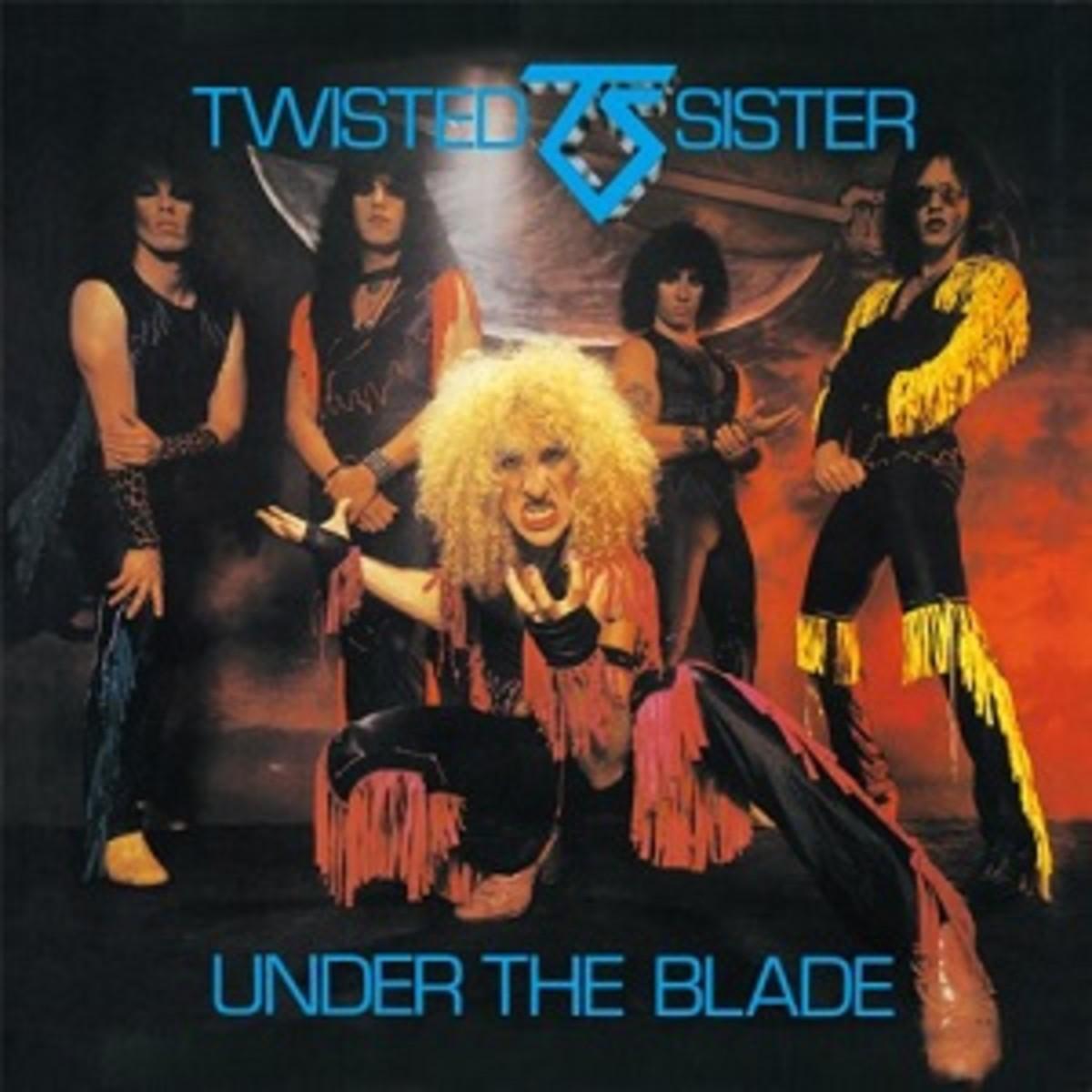 """""""Under the Blade"""" (1982)"""