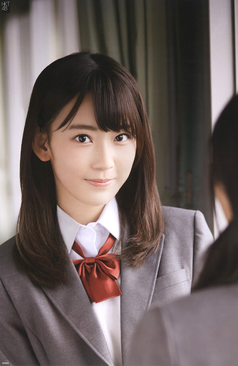 Sakura Miyawaki Japanese Idol Singer And Member Of Hkt48 Akb48