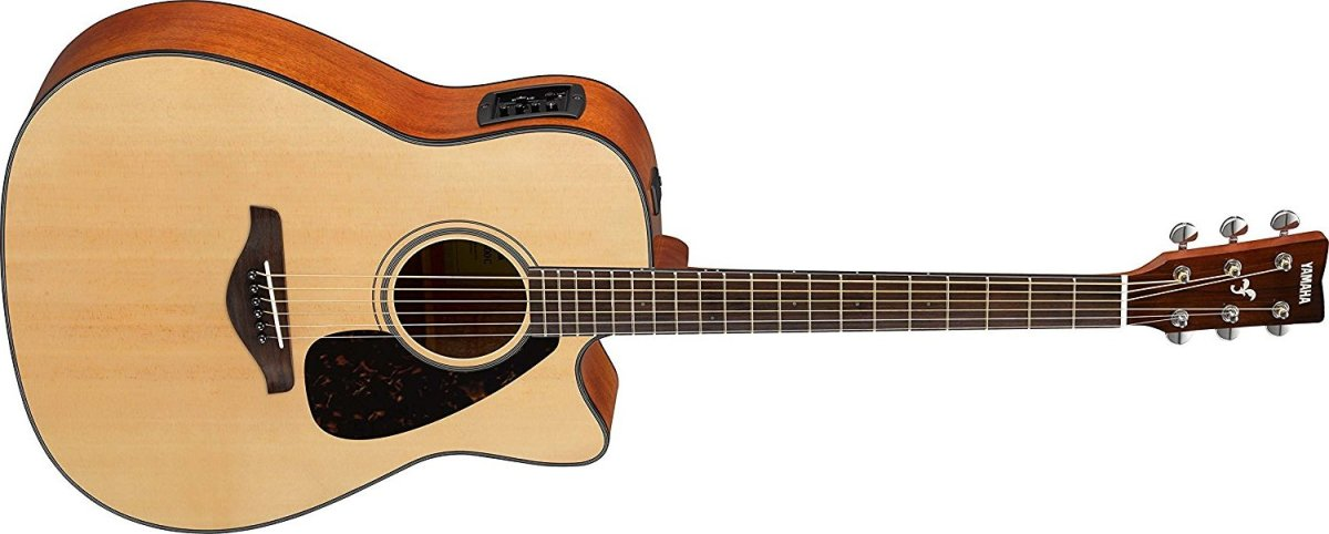 Yamaha FGX800C Acoustic-Electric Guitar