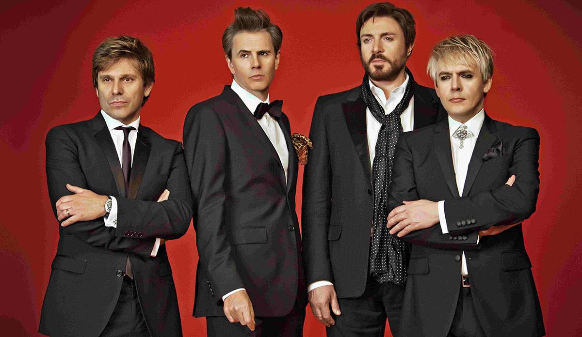 Duran Duran in 2011 (Taylor/Taylor/Le Bon/Rhodes)