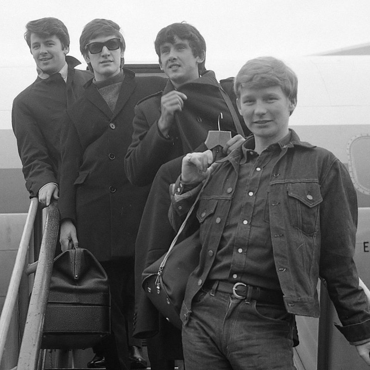 Ten British Invasion Bands (not including The Beatles or The Rolling Stones)