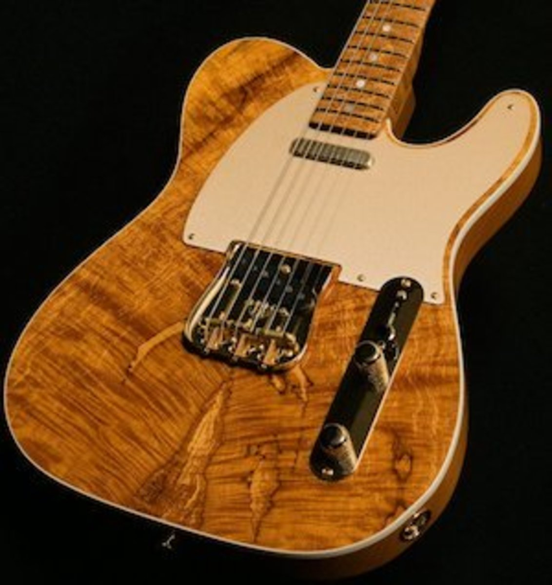 5 Best Telecaster Guitars With Maple Tops