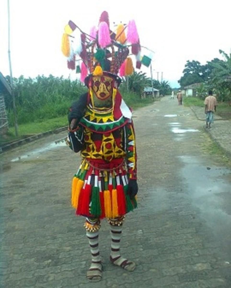 Igba cultural dance
