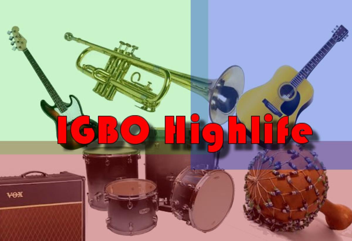 Igbo Highlife Music