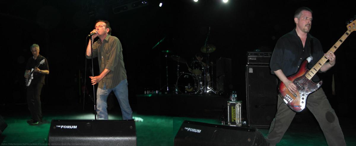 Jesus Lizard live 2009