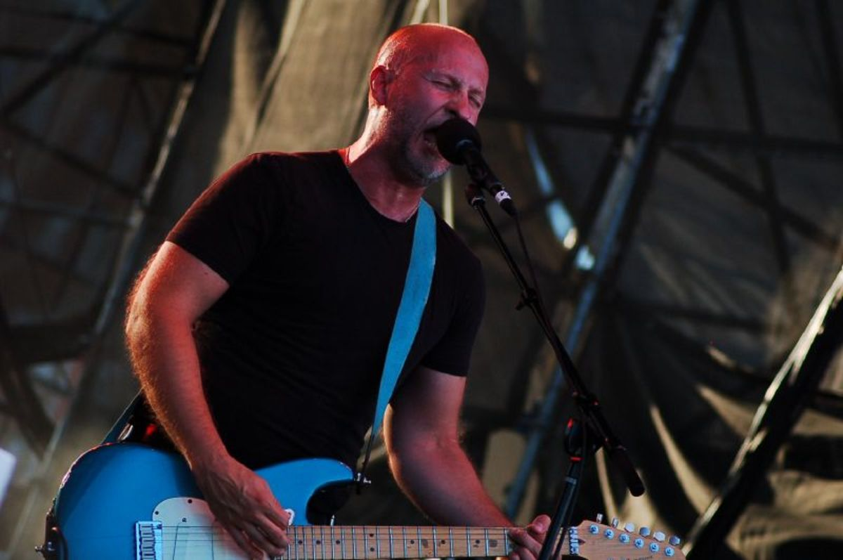 Bob Mould from Sugar live in 2005