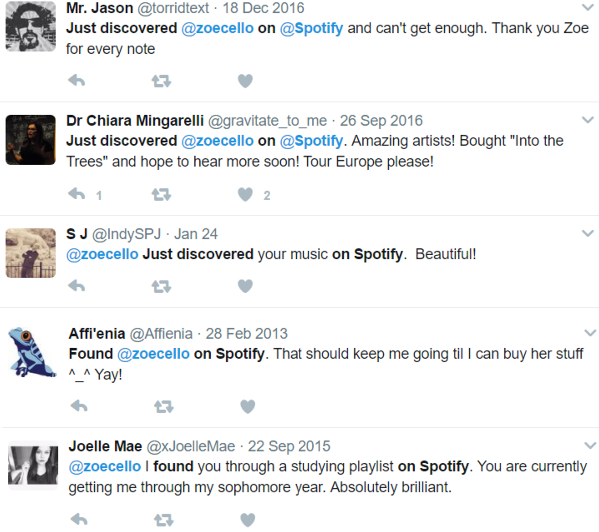 Many indie artists are ambivalent about Spotify because while its payouts are low, it also exposes far more people to their music