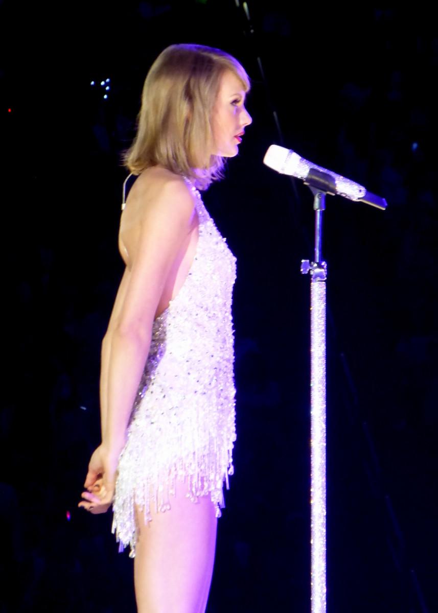 Taylor on tour!