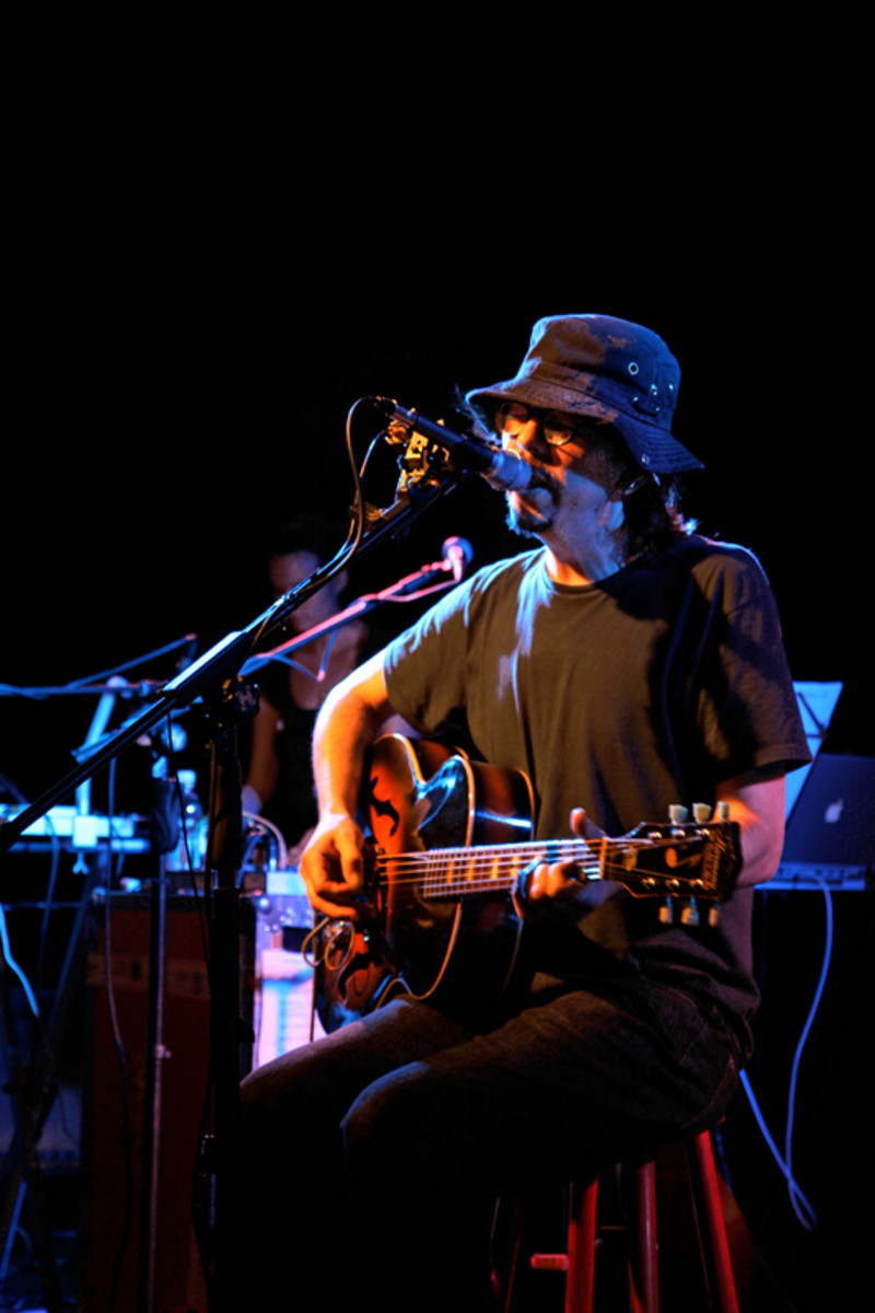 Mark Linkous of Sparklehorse live in Italy