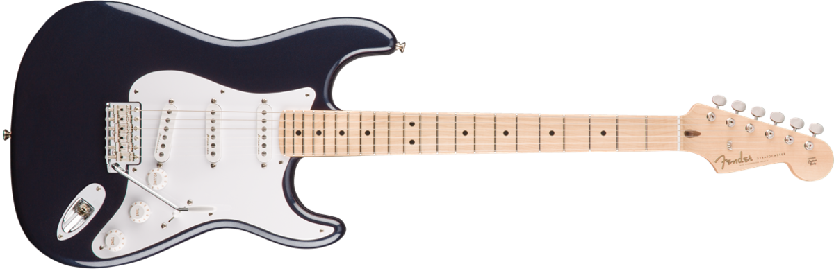 Eric Clapton Signature Stratocaster, Maple Fingerboard, Midnight Blue