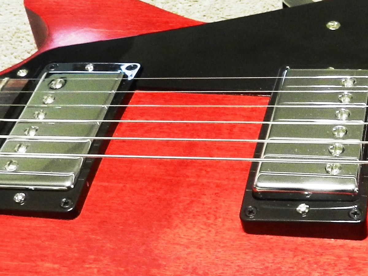 Modern pickups like these Burstbucker Pros owe their heritage to the Gibson PAF design.