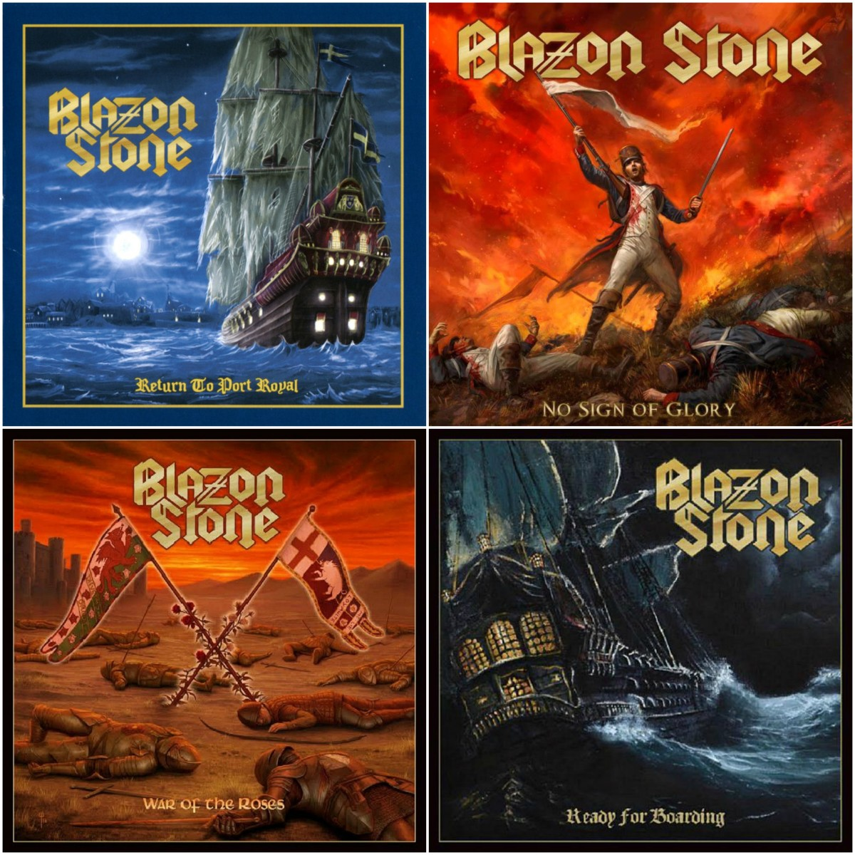 Complete your Blazon Stone collection today, kids!