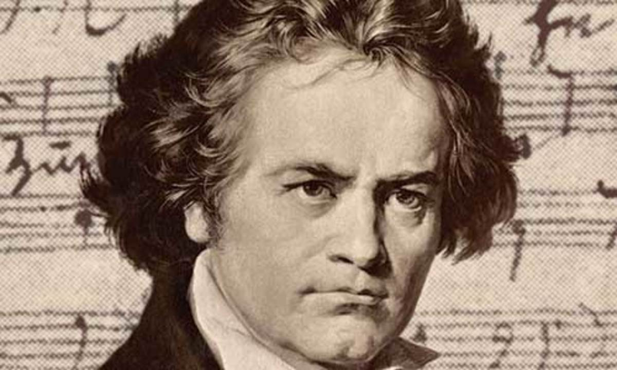 Beethoven is considered one of the giants of both the Classical and Romantic periods in music history.