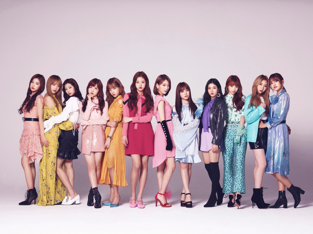 IZ*ONE | Top 10 Most Popular K-Pop Girl Groups