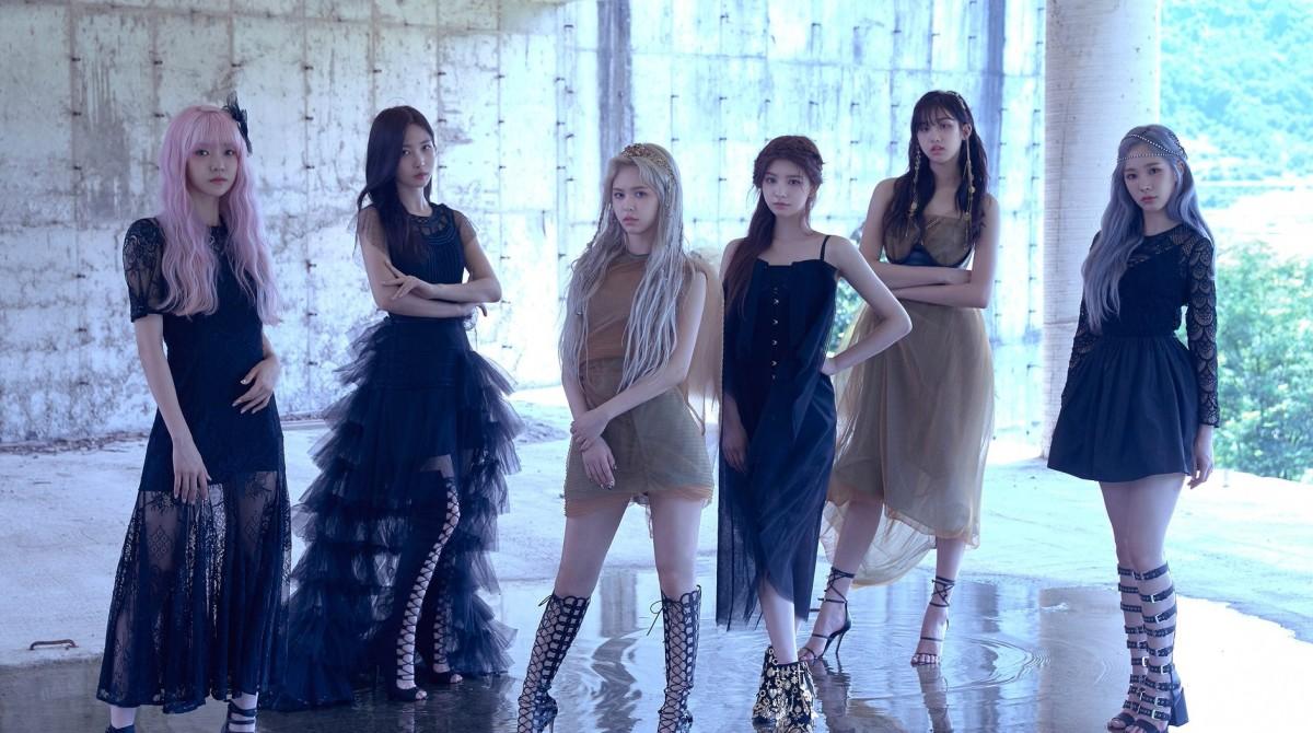 Everglow   Top 10 Most Popular K-Pop Girl Groups