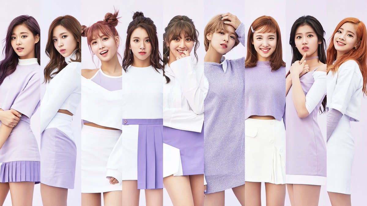 Twice | Top 10 Most Popular K-Pop Girl Groups