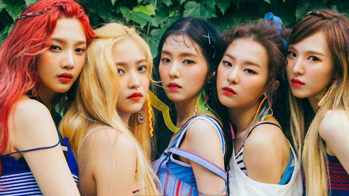 Red Velvet   Top 10 Most Popular K-Pop Girl Groups