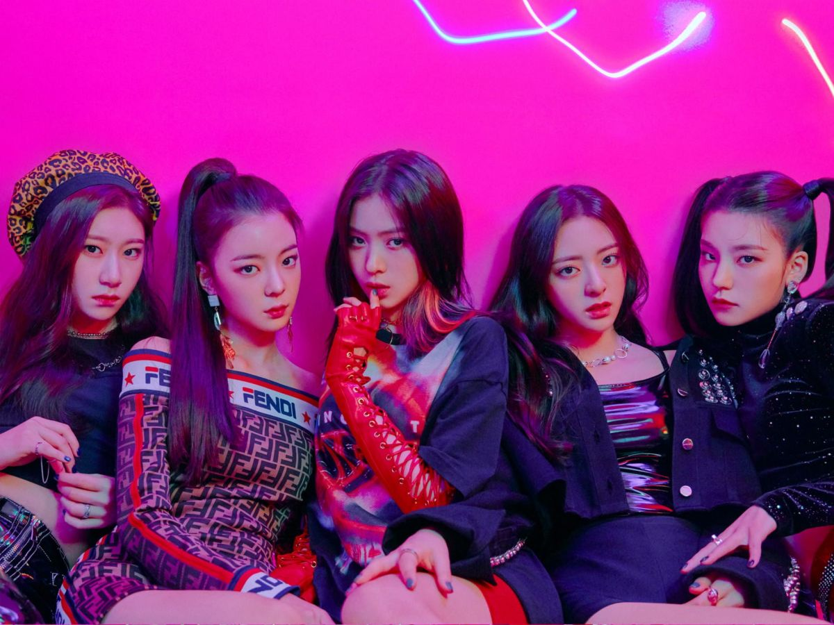 Itzy | Top 10 Most Popular K-Pop Girl Groups