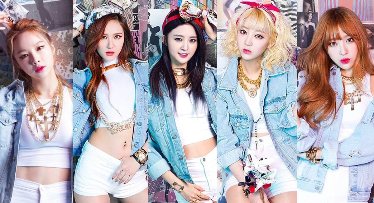 EXID | Top 10 Most Popular K-Pop Girl Groups