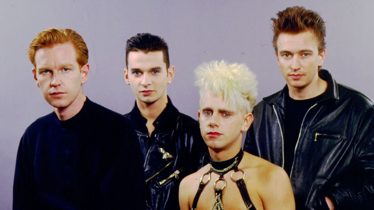Depeche Mode were one of the biggest names in the first incarnation of Synthwave.
