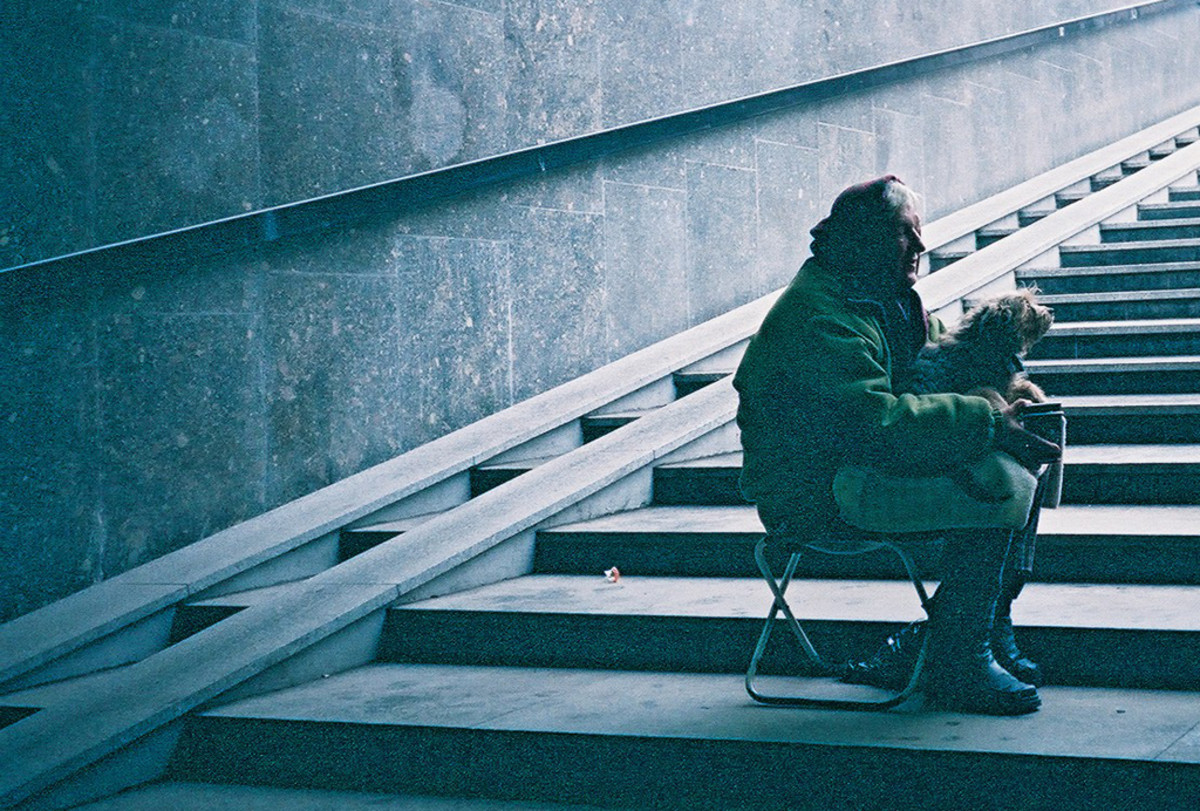 The average life span of a person living on the streets is 64 years of age.  Nearly one-third of homeless people are now over 50.