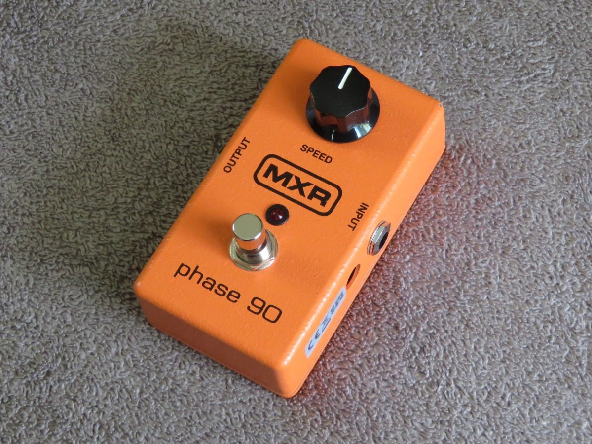 9a3f82e8d0b MXR Analog Chorus and Phase 90 Effects Pedals Review