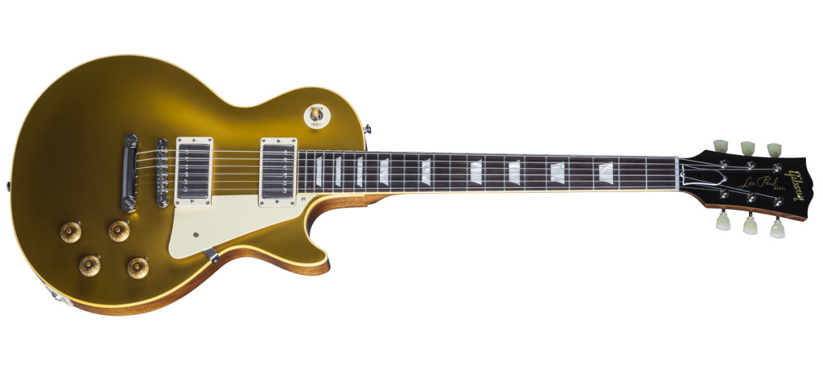 Gibson True Historic 1957 Les Paul Goldtop