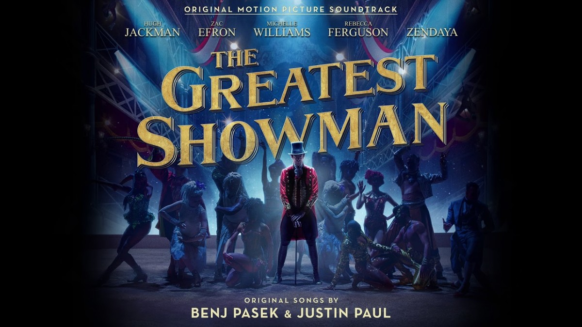 The Greatest Showman Soundtrack - Come Alive
