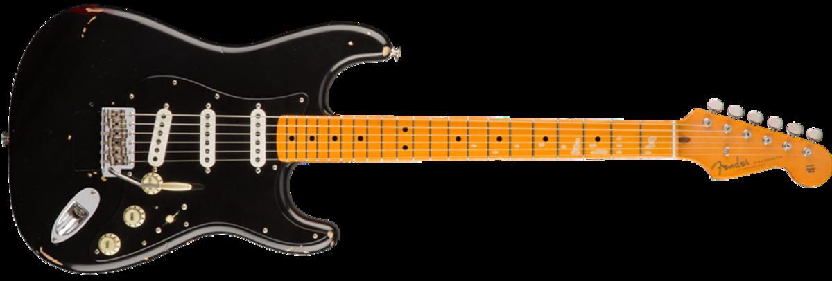 David Gilmour Signature  Relic Stratocaster Artist Series Fender Custom Shop
