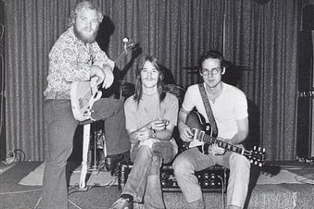Dusty Hill, Frank Beard, and Billy Gibbons - ZZ Top.