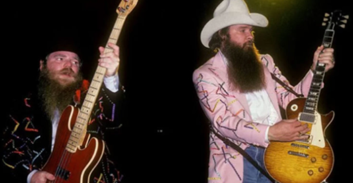 Dusty Hill and Billy Gibbons.