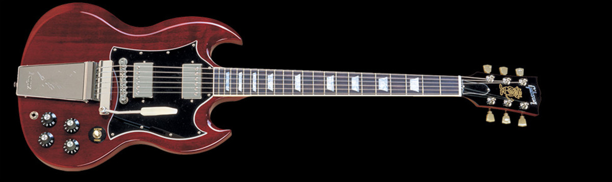 Gibson 2005 Angus Young signature SG