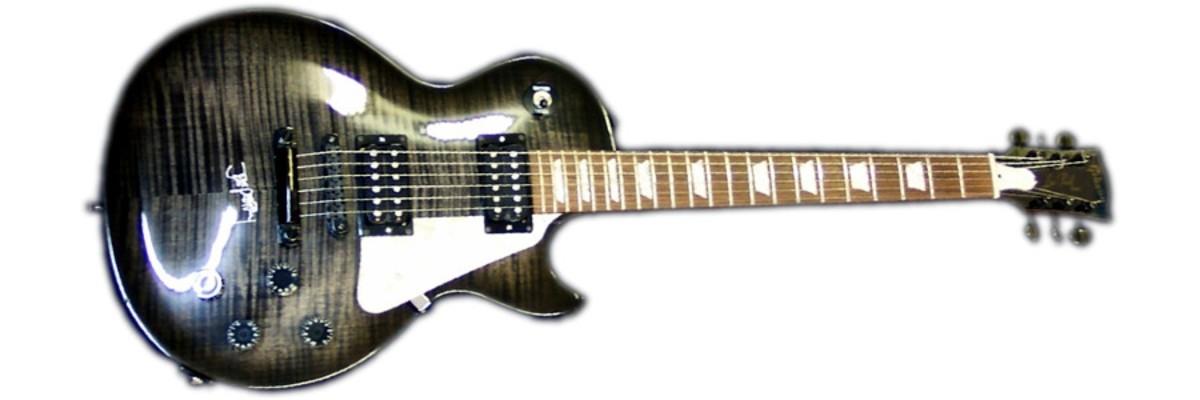 Gibson Joe Perry signature Les Paul 1997-1999.