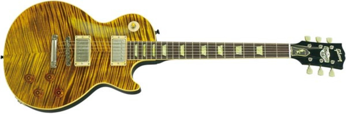Gibson Joe Perry Boneyard Les Paul.