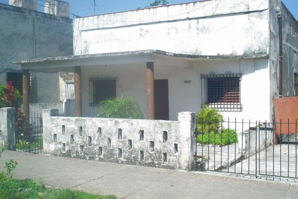Now abandoned, this Havana building once housed the activities of the Buena Vista Social Club.