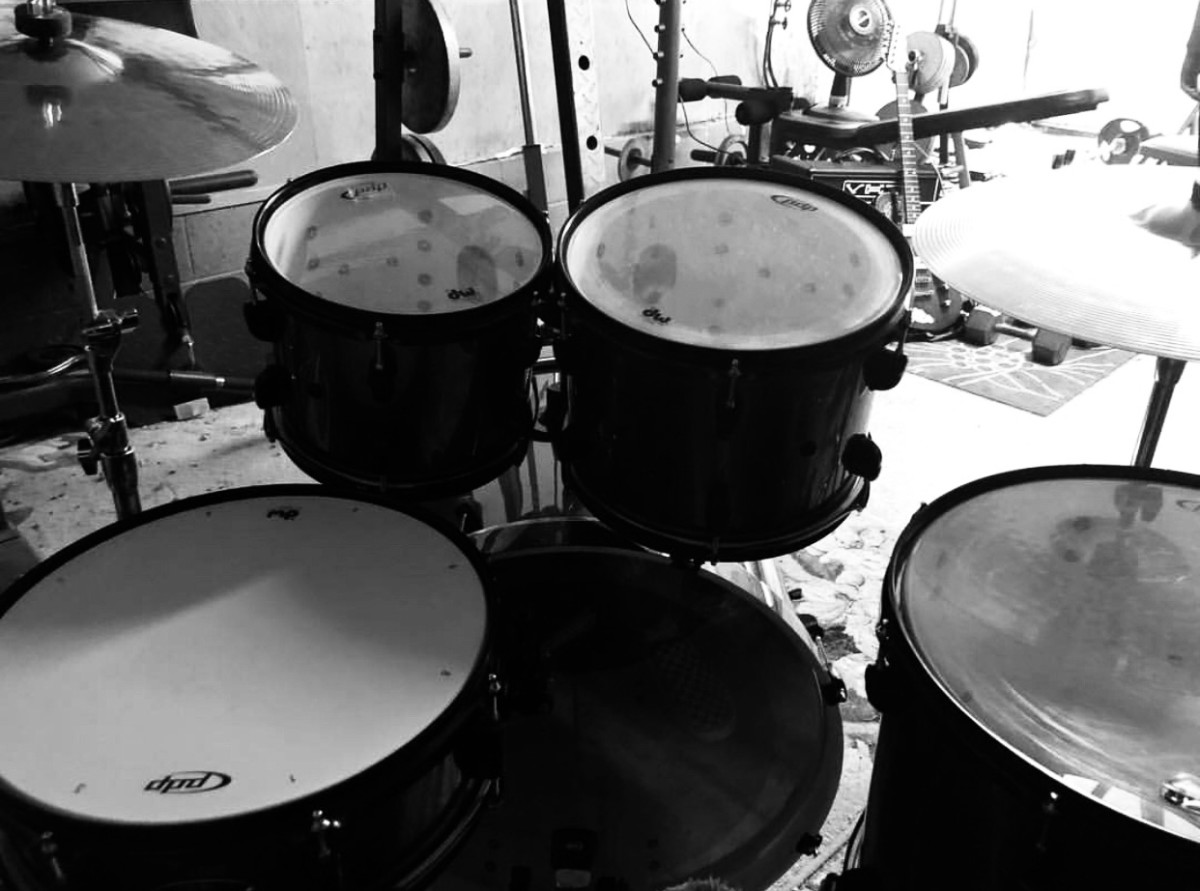Save the kit for last! Start with the practice pad and drum lessons. Then, invest in a nice beginner kit once you have had time to get comfortable with the basics.
