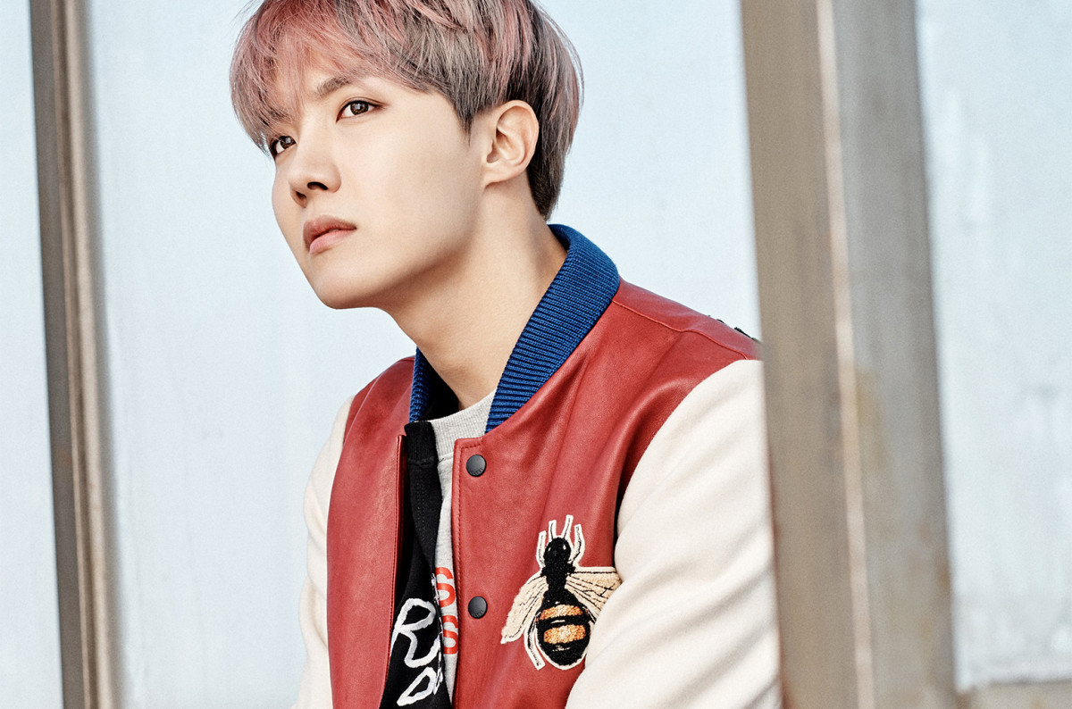 J-Hope | Top 10 K-Pop Male Solo Artists