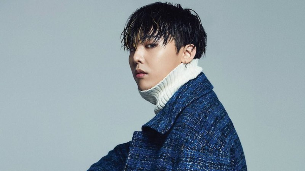 G-Dragon | Top 10 K-Pop Male Solo Artists