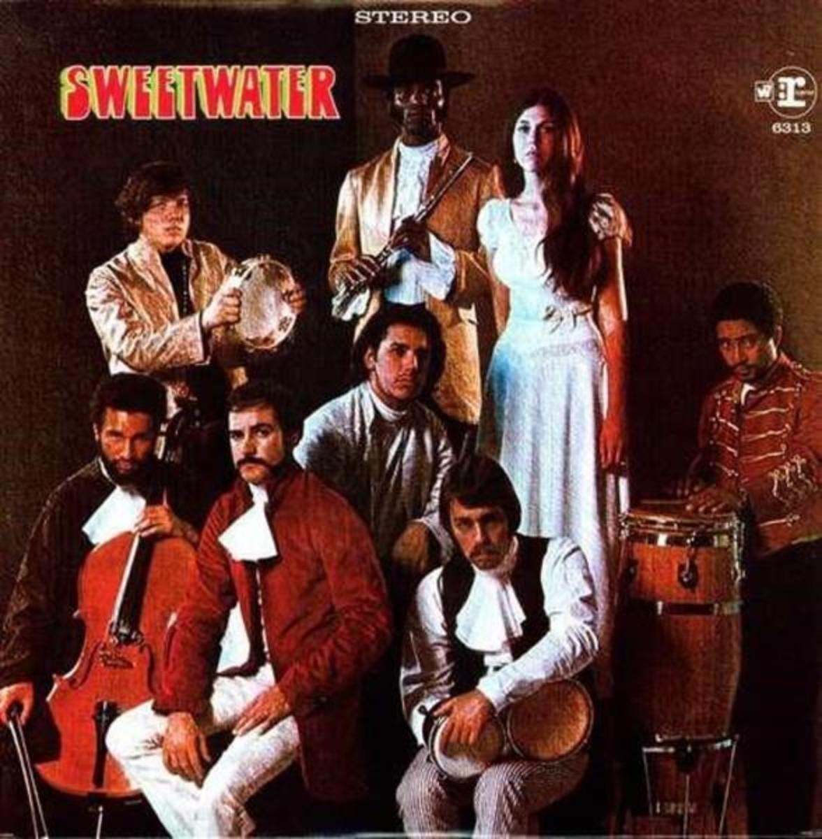 Photo of Sweetwater's self-titled LP