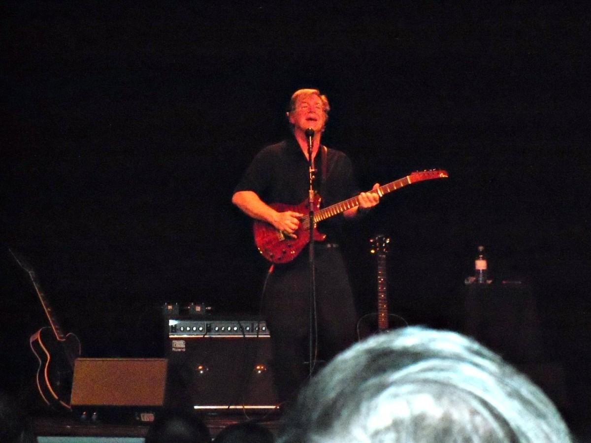 John Sebastian performing in November 2011