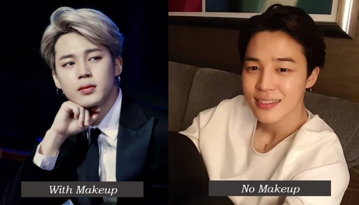Bts Band Members Without Makeup Spinditty