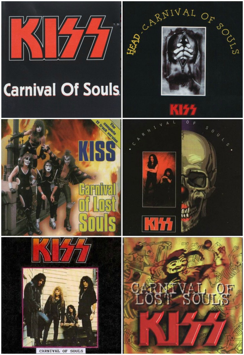 "Prior to its official release, a variety of bootleg ""Carnival of Souls"" CDs appeared. Some even tried to pass it off as a new release by the original band!"