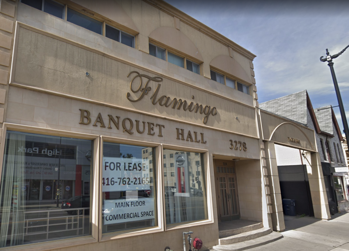 Betty Moons' father owned Flamingo restaurant in Toronto during her youth