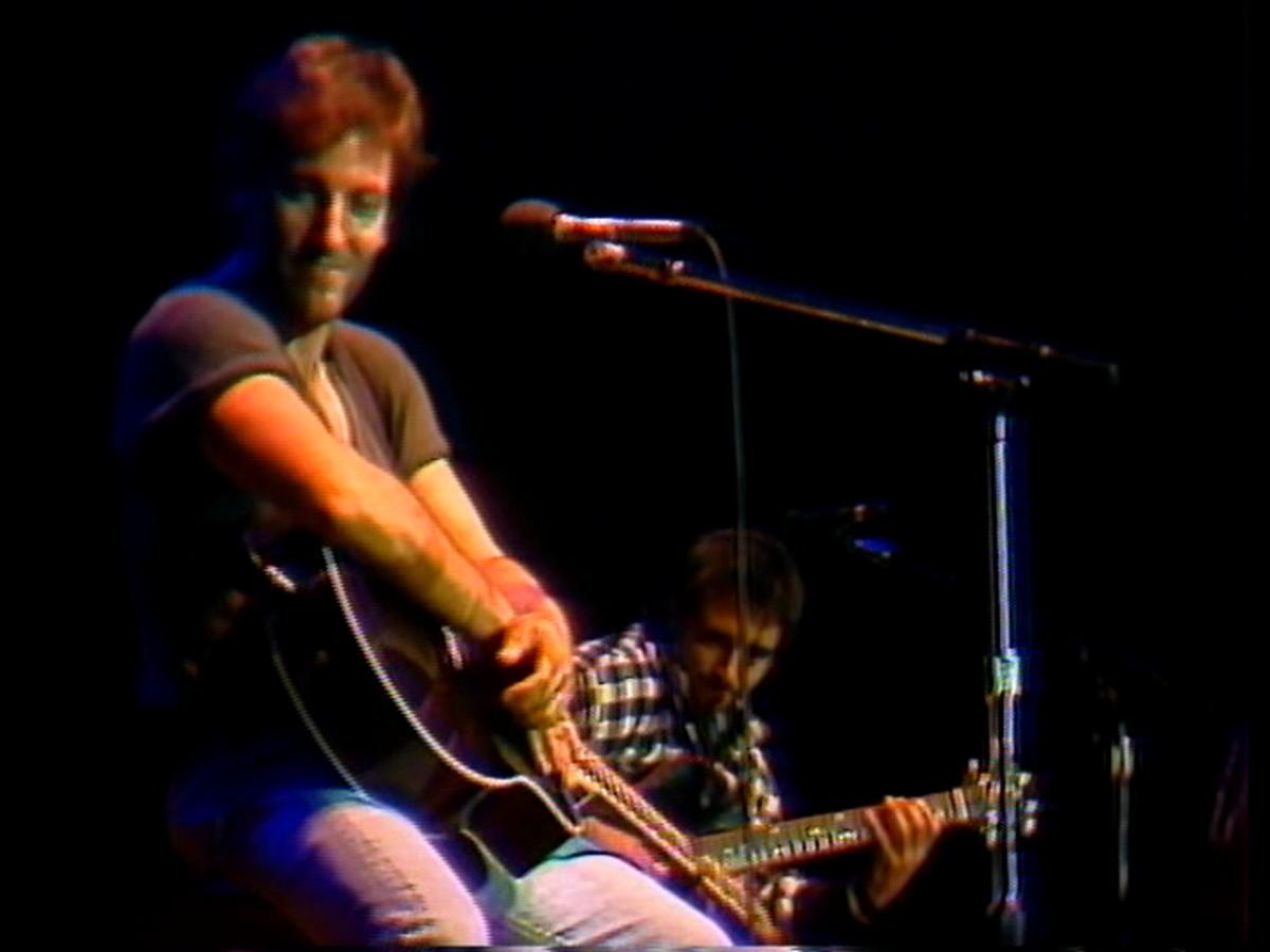 Bruce Springsteen and Nils Lofgren-Bridge School Benefit concert
