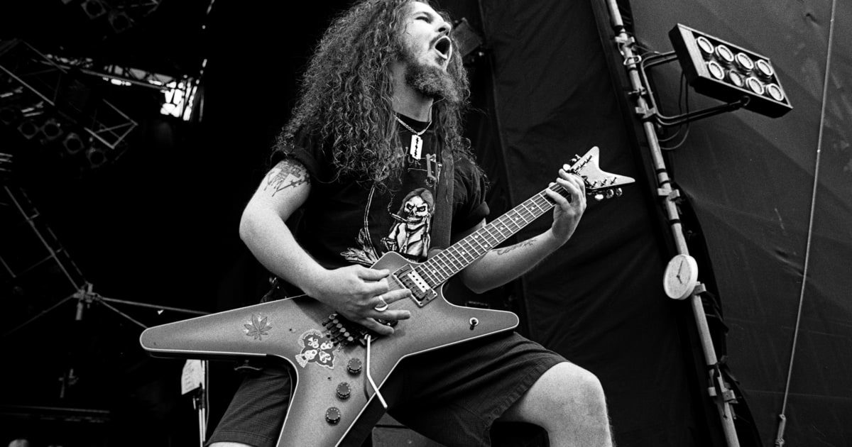 Darrell Lance Abbott was a hero of Texas thrash metal.