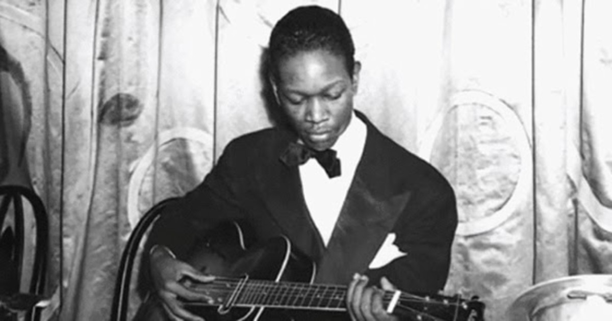 Jazz master guitarist Charlie Christian was one of the very first heroes of amplified guitar.