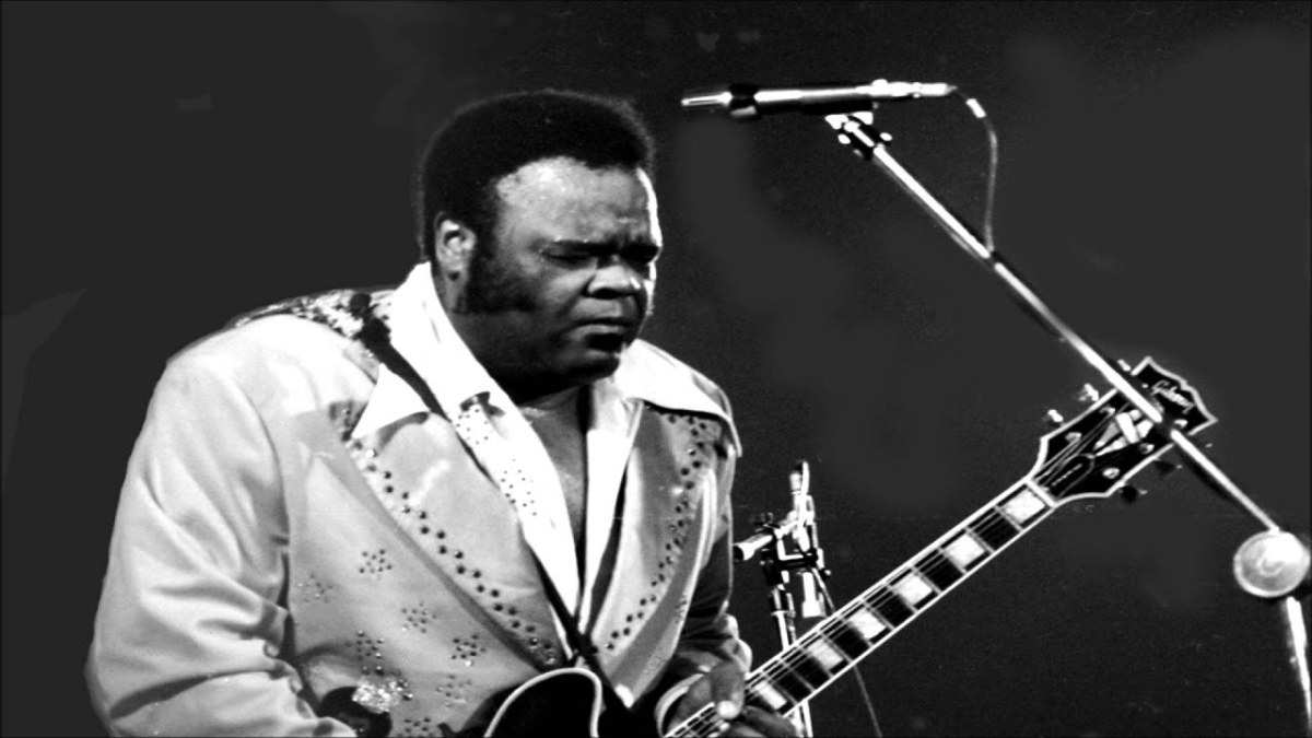 Texan Freddie King influenced hard rock more than any other bluesman, perhaps.