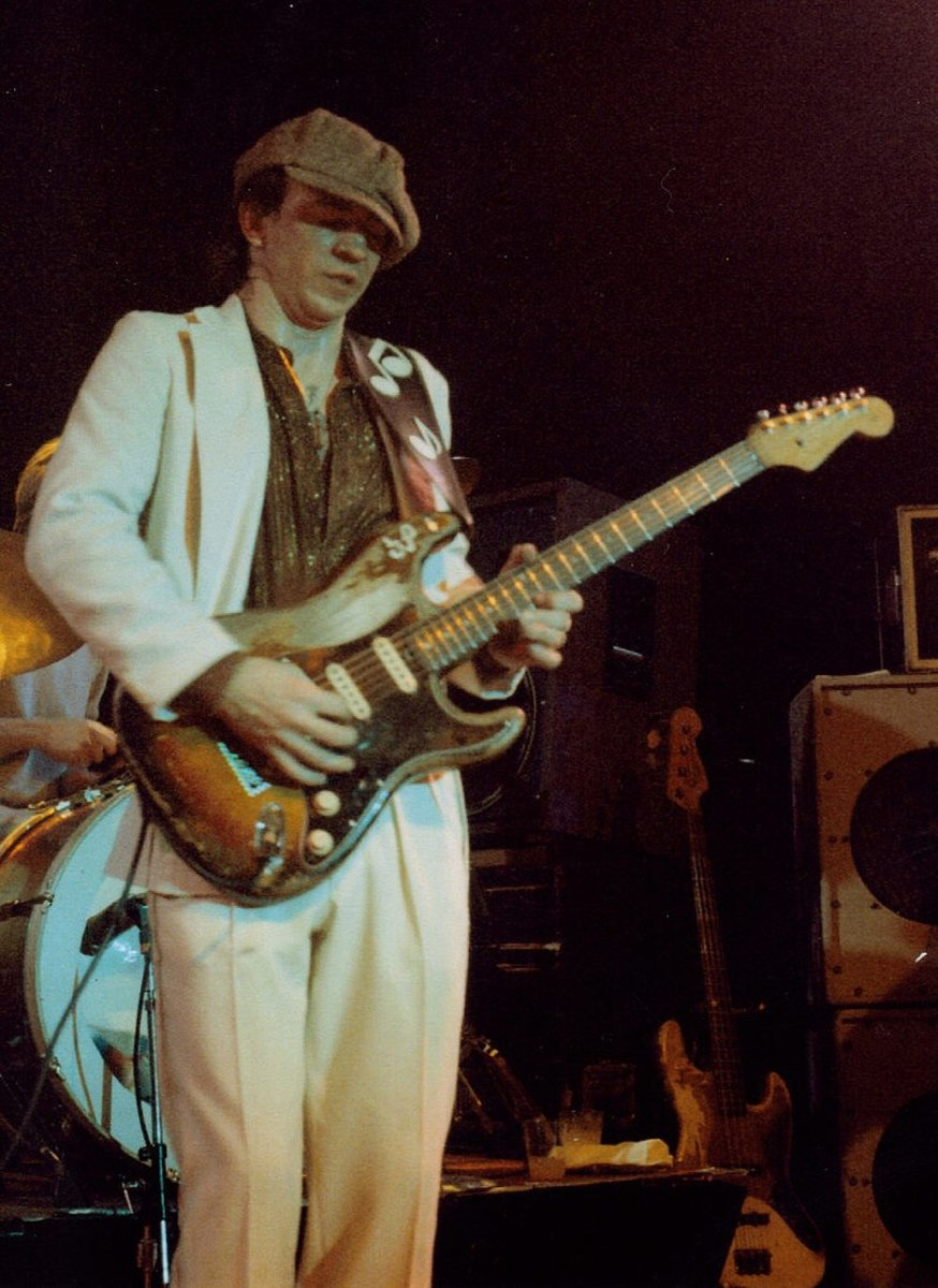 Stevie Ray Vaughan & Double Trouble Played the Ritz Theater in Austin, Texas on March 18th & 19th 1983.